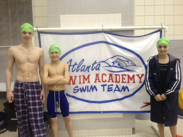 GreenCaps SectionalSwimmers