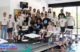 Charity Swim-a-Thon 5/3/14