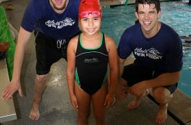 World's Largest Swimming Lesson 6/20/14