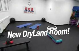 Class Room 2 and Dryland Workout Room